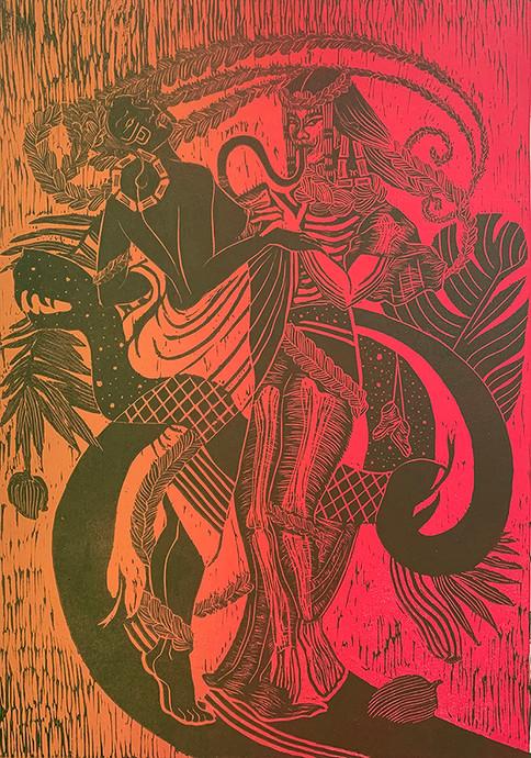 Criatura - Suavecita Press (she/her)