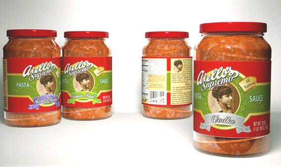 Pasta Sauce Design