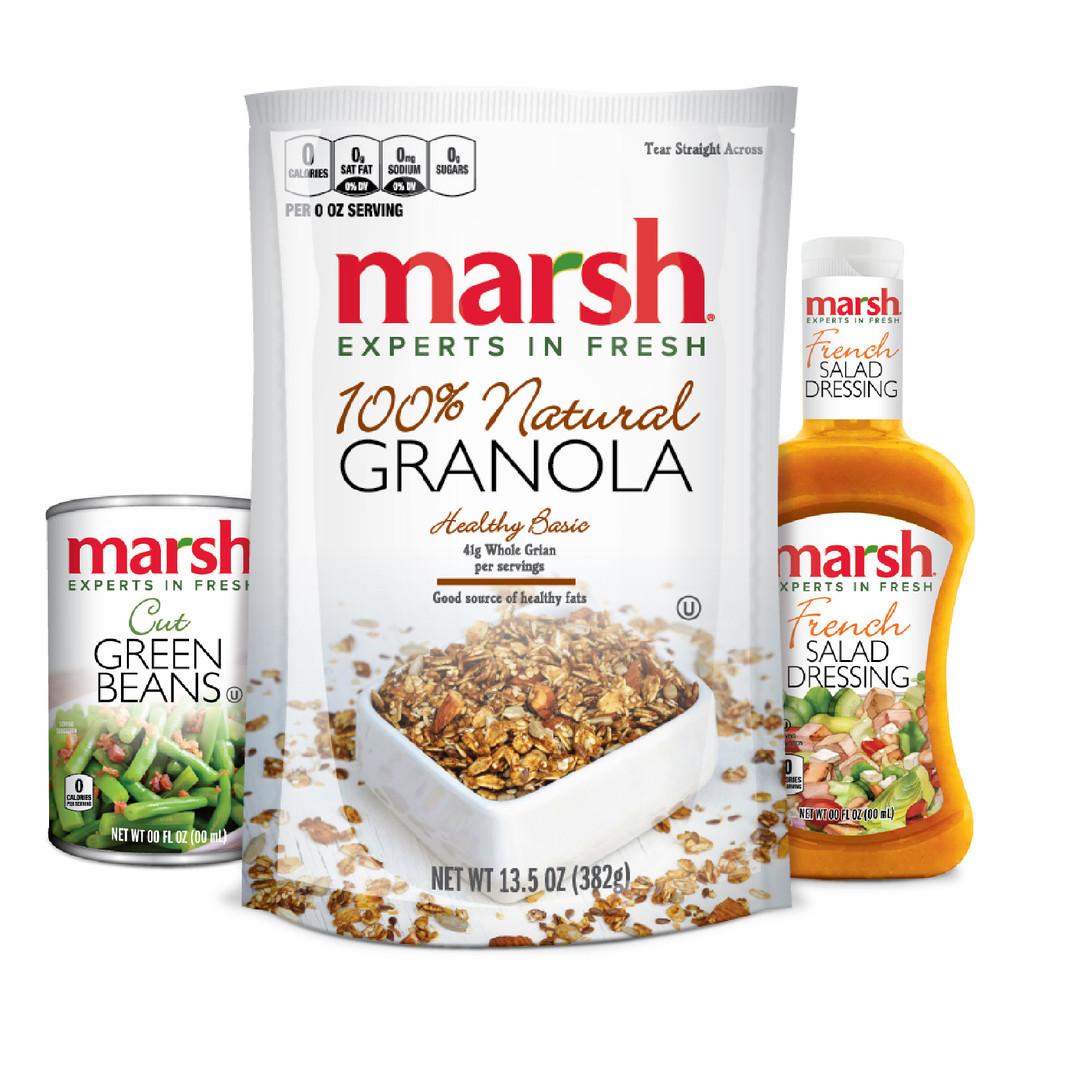 Marsh Brand
