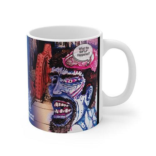My Short Life as a Zombie Mug 11oz