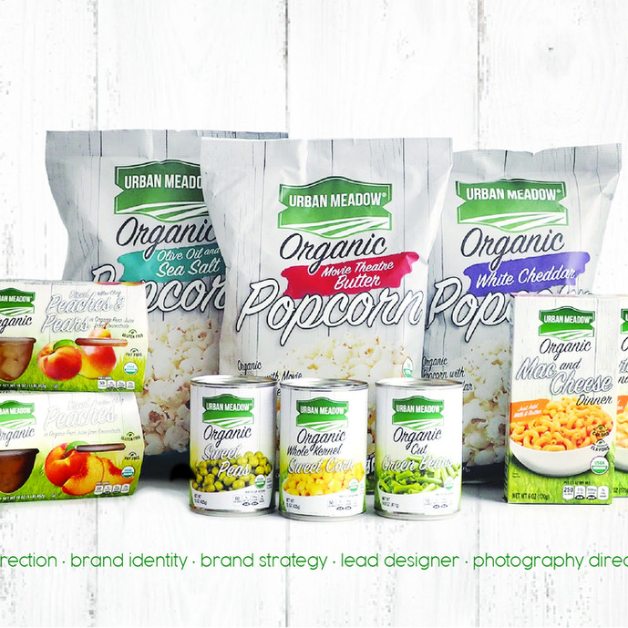 Urban Meadow Organic Brand