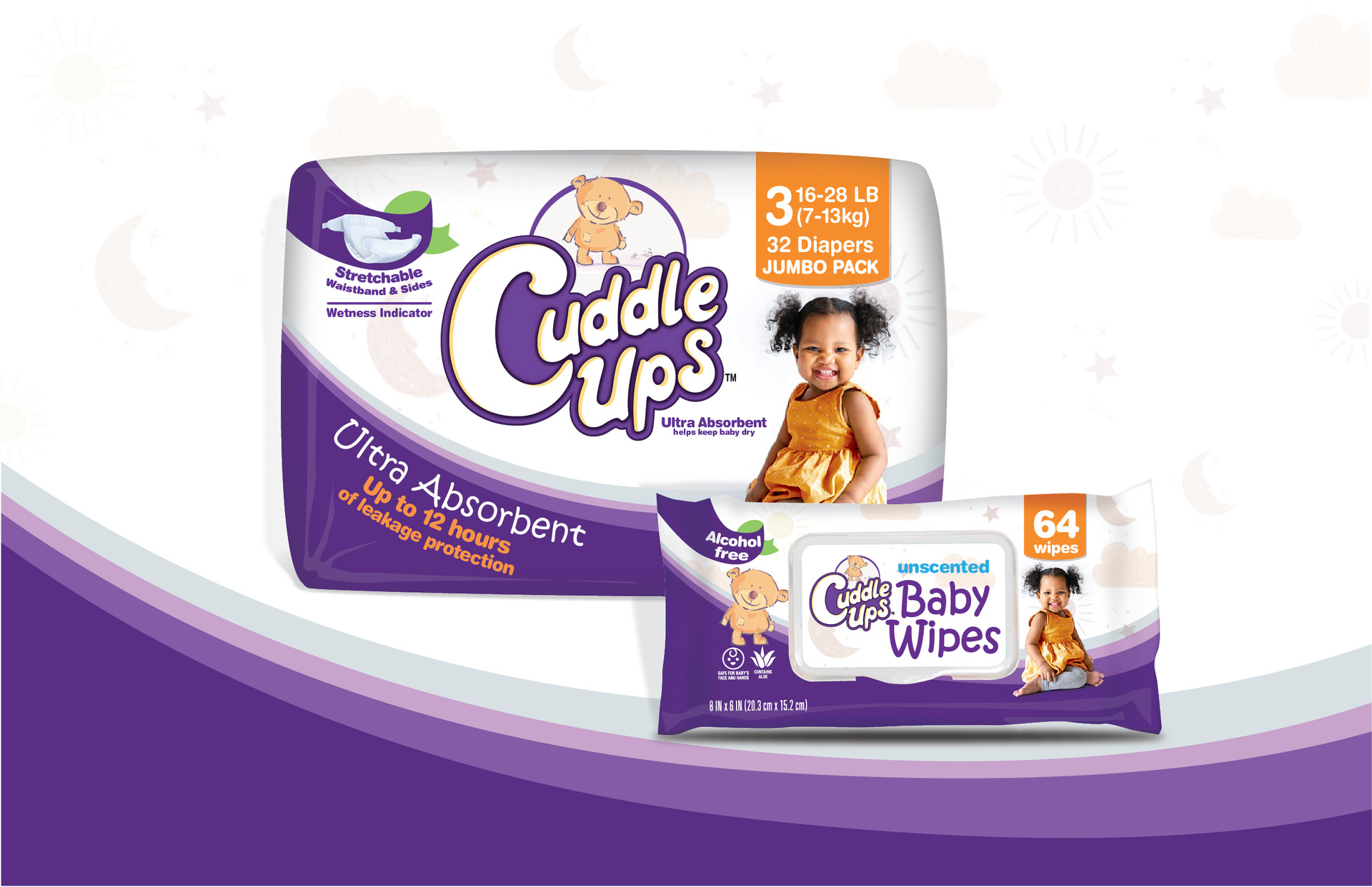Baby Product Design Sample