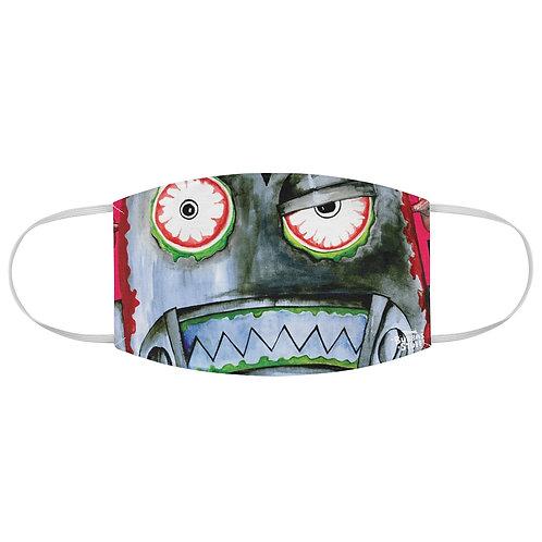 Robot Zombie Face Mask