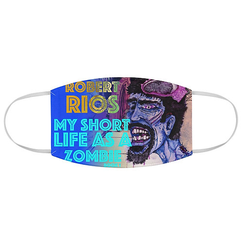 My Short Life as a Zombie Face Mask