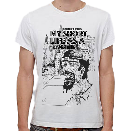 My Short Life as a Zombie Tee Shirt