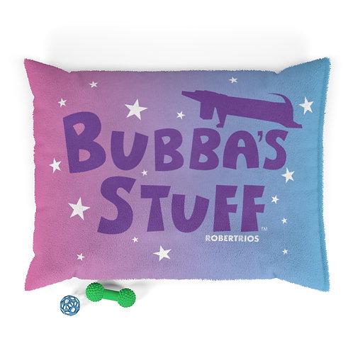 Bubba's Stuff Pet Bed