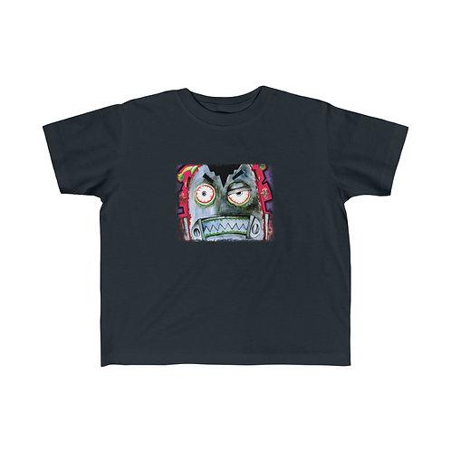Robot Zbot Kid's T-Sizes Fine Jersey Tee