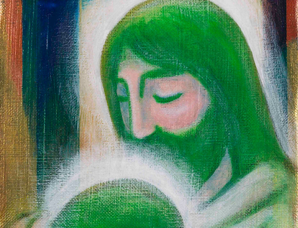 私の主、私の神