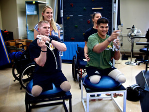 Operation Supply Drop adds Chief Medical Officer to enhance veteran rehab with video games