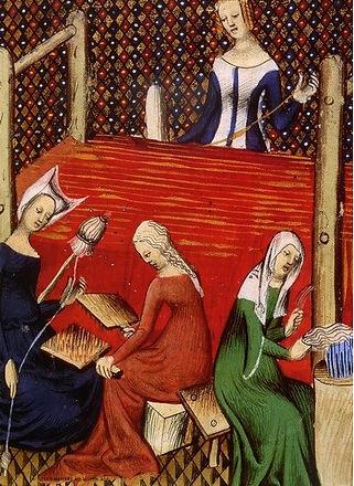 Tissage au Moyen Age.jpg
