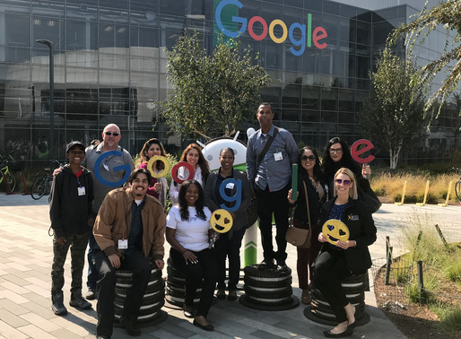 10x Thinking at Google with Students, Parents, Teachers, Administrators and a Board Member