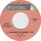Ann Marie - I Shouldn't Be Kissing You