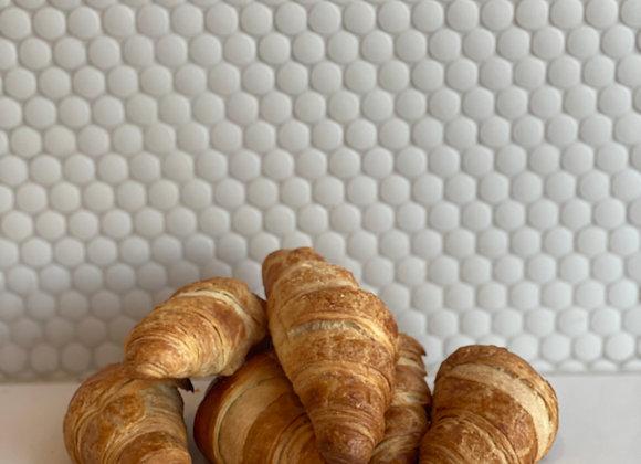 Croissants 1/2 Dozen