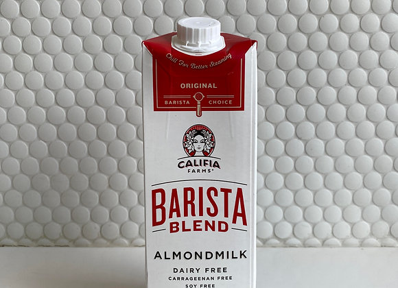 Califia Almond Milk Barista Blend