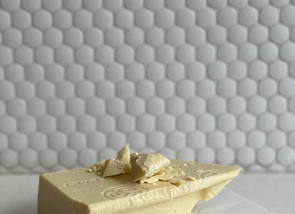 Belgium White Chocolate Chunk 8oz