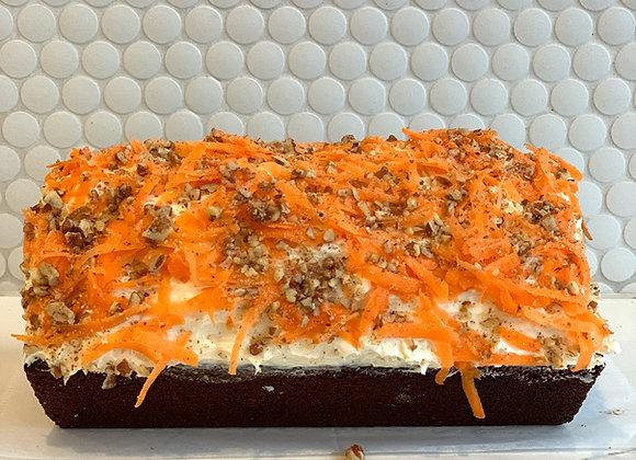 Carrot Pecan Loaf