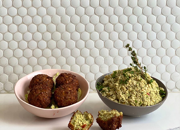 Falafel Mix 1lb