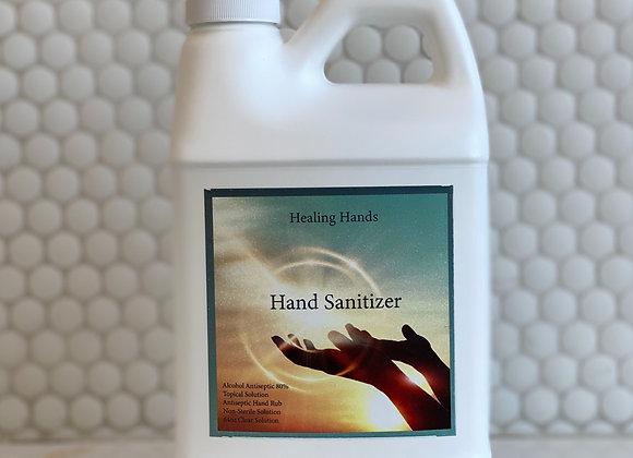 Hand Sanitizer 1/2 Gallon