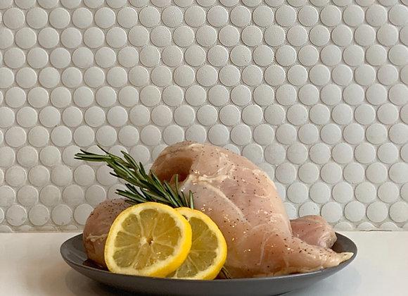 Chicken Breast Fresh 4lbs (4pc)