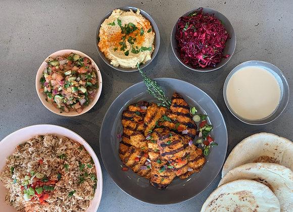 Chicken Kebab Meal Kit