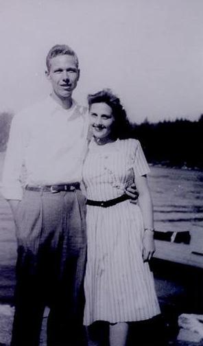 how your grandparents met?
