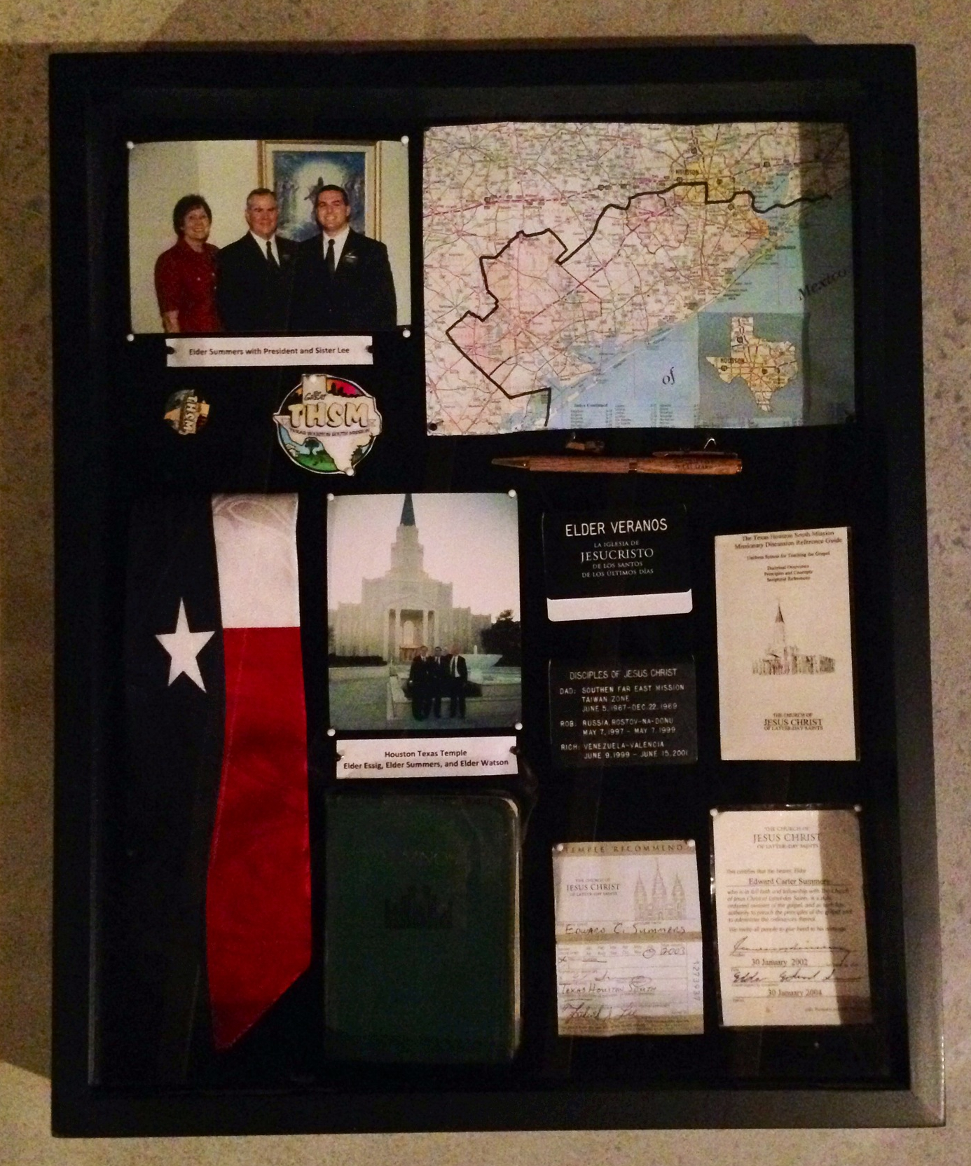 Shadow Box - My Mission