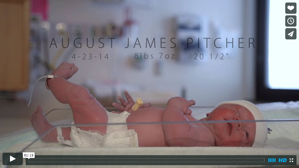 Video - Birth Story