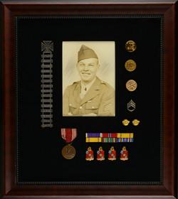"""""""Grandpa's War Medals"""" by J.B. Wall"""