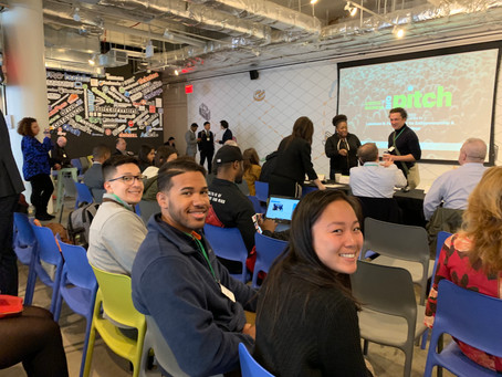 CUNY Startups, Castle Placement, and Amazon Capital Madness Big Pitch Event