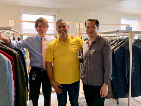 Career Gear Delivering Interview Clothing for Bronx Community College