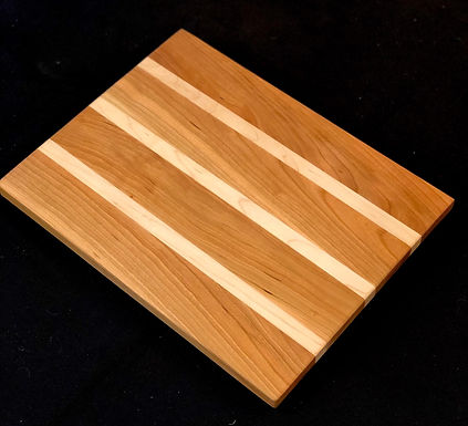 Solid Cherry with Maple