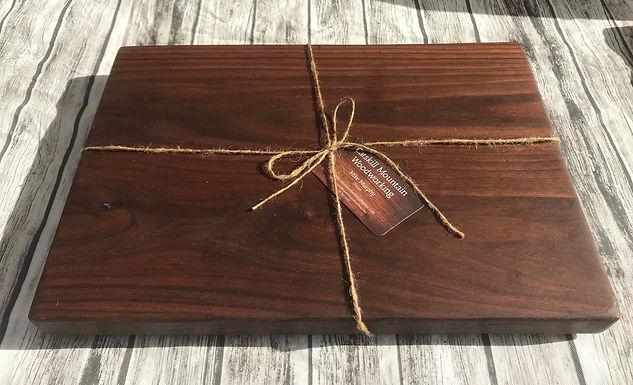 Black Walnut  Medium Cutting Board