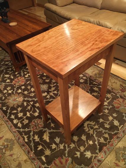 Custom cherry table!!!