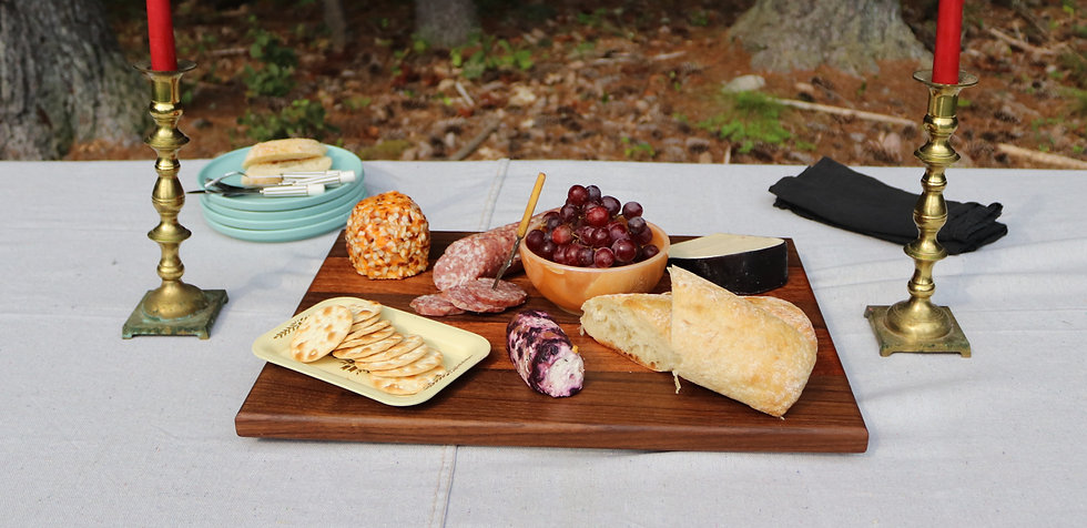 handmade cutting boards in the hudson valley new york