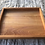 Thumbnail: French Style  Bread Cutting Board with Crumb Catcher