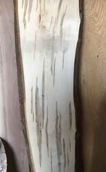 Spalted Maple Slab!  Any project ideas??!!