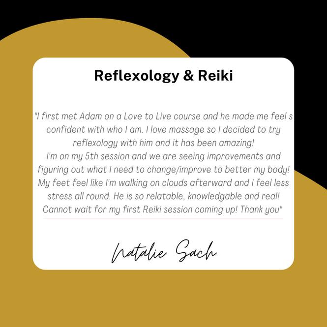 Reflexology & Reiki