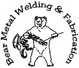 Bear Metal Welding Logo
