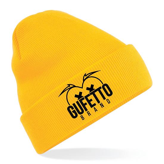 Cappellino Gufetto Brand Mountain Arancio
