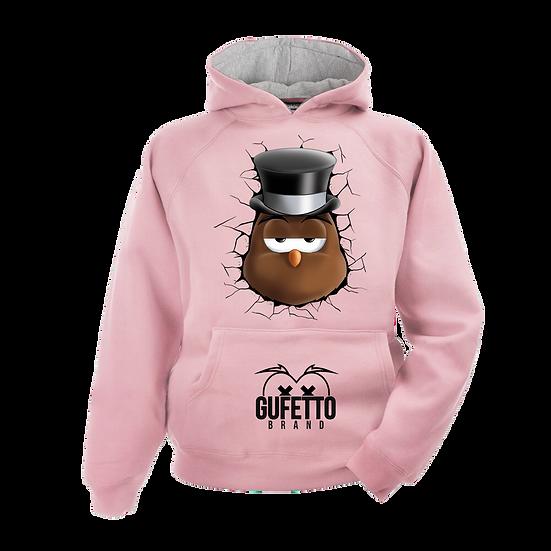 Felpa donna I'm Gufetto