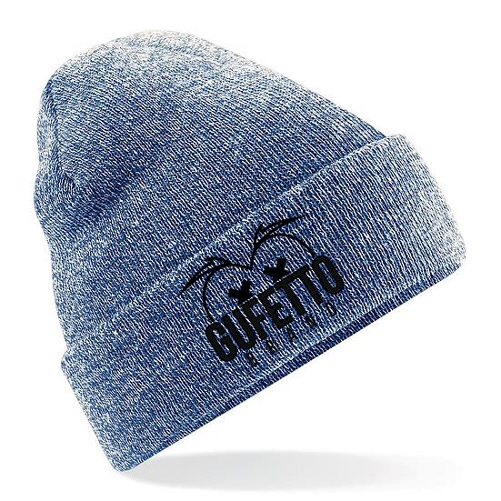 Cappellino Gufetto Brand Mountain Navy acqua