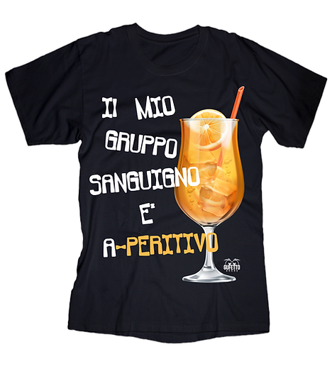 T-shirt Uomo   Aperitivo Outlet