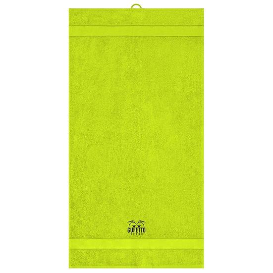 Asciugamano Gufetto Brand Acid ( Logo Ricamato )