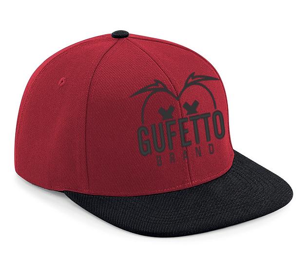 Cappello Gufetto Brand Red Edition