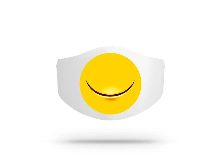 Mascherina in cotone Uomo Donna Emoji 9 ( X6831 )