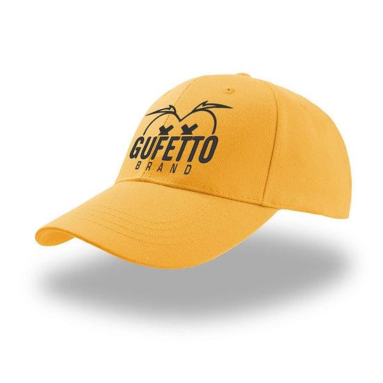 Cappello ATZOOM GIALLO