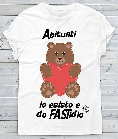 T-shirt Donna Abituati  Outlet