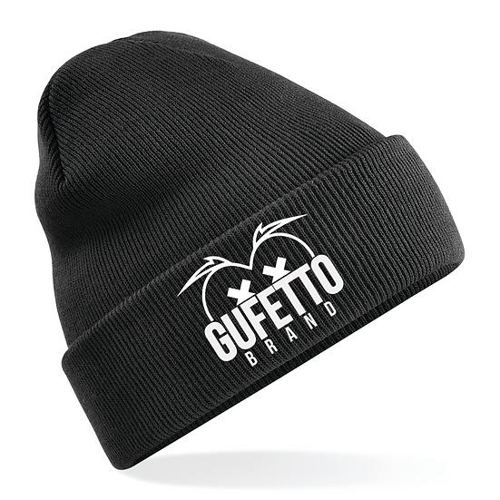 Cappellino Gufetto Brand Mountain Black