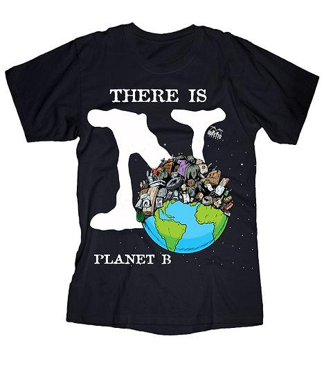 T-shirt Uomo Planet B ( P928 )