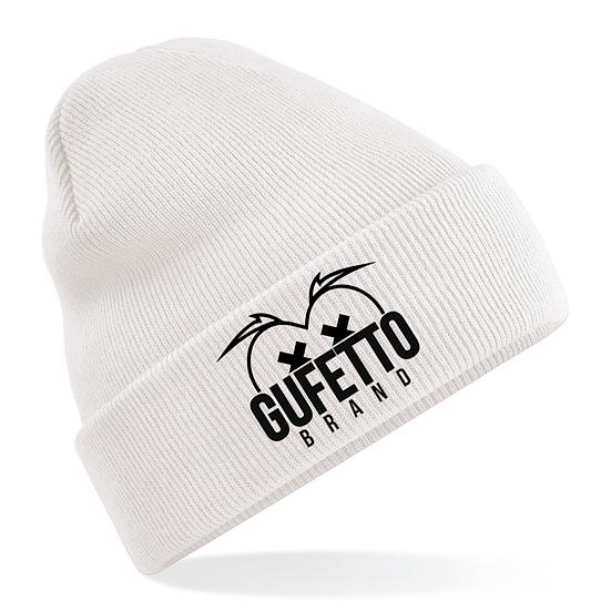 Cappellino Gufetto Brand Mountain Bianco neve